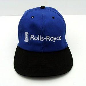 Accessories - Vintage Rolls Royce snapback hat trucker cap 7f9d64f234cd